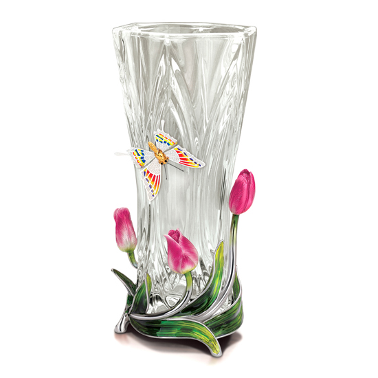 Glass Vase (Hong Kong)