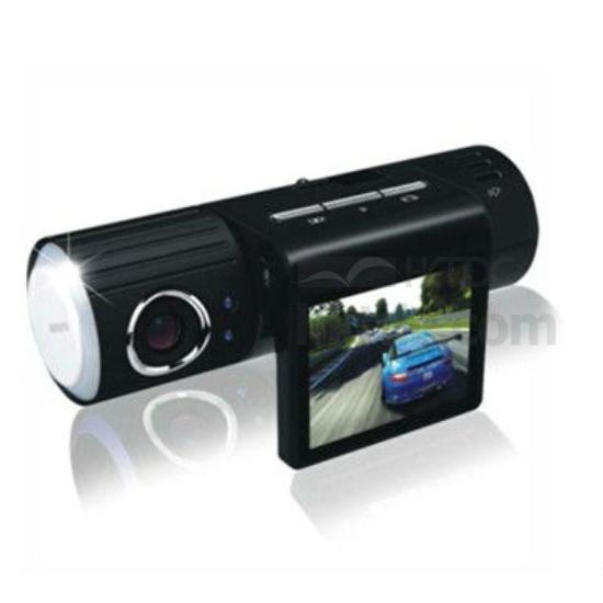 Full Color Display HD 720P Car DVR (DVR-A7) (Mainland China)