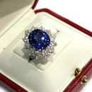 Sapphire Ring (Korea, Republic Of)