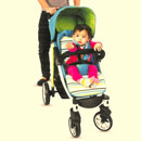 Baby Push Chair (China)