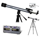 175 Power 50mm terrestrial astronomical telescope with aluminium tripod  (Hong Kong)